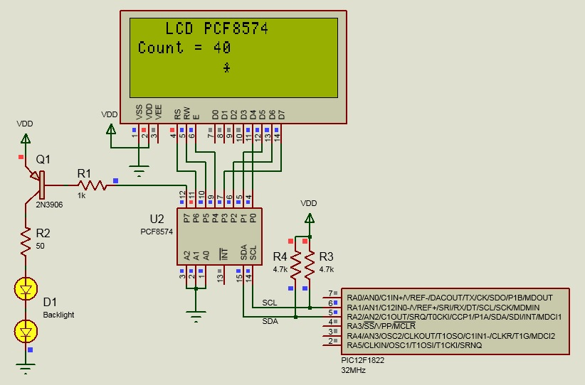 I2C PCF8574 20x4 LCD - ME Labs Forums